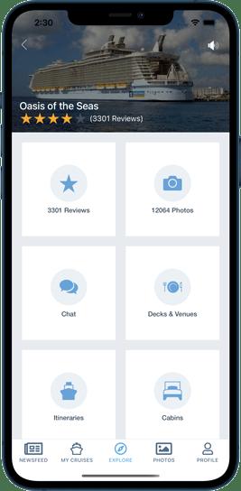 Ship info screenshot