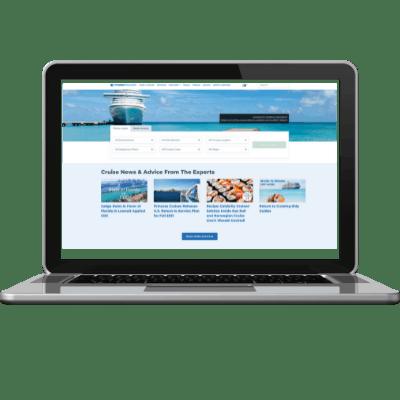 cruiseline.com screenshots